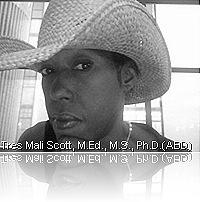 Tres Mali Scott a Pulitzer Center CitThe Writings of African-Americans®izen Journalist:
