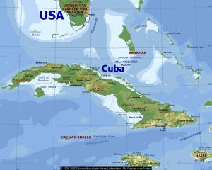Map of Cuba:What Has Happened In Africa Is Now Worldwide--China to Russia: The Writings of African-Americans®